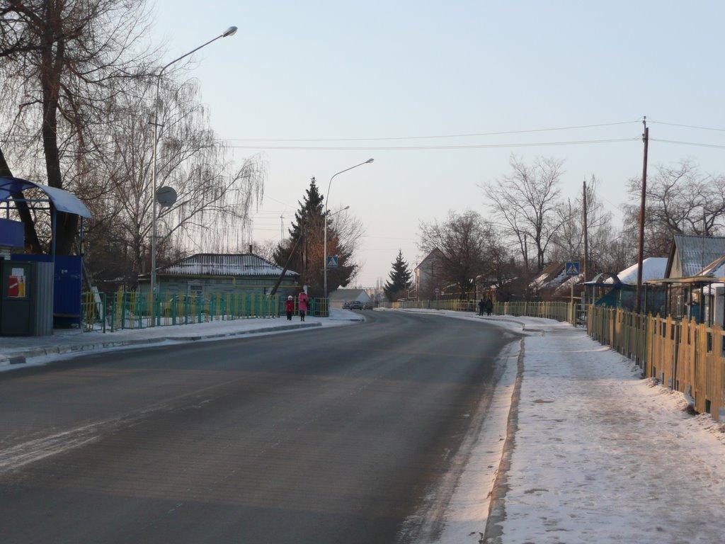 ул. Советская, Грязи