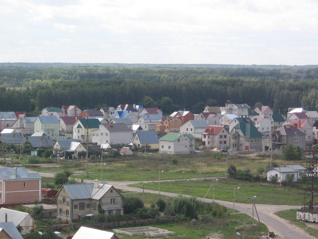 Matyrsky village, Казинка