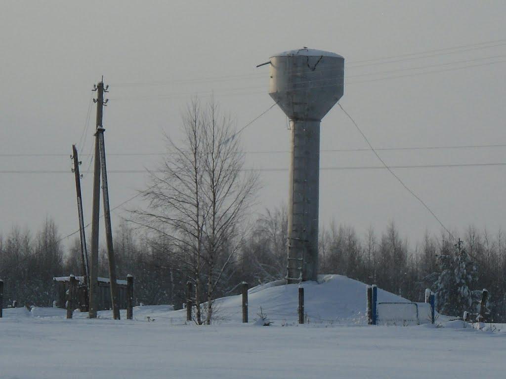 водокачка//pump house, Куженер