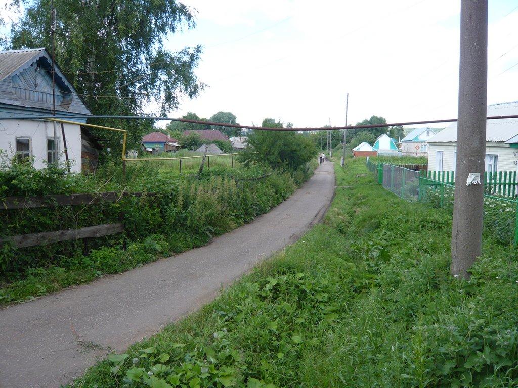 2-ой переулок Зои Космодемьянской, Рузаевка