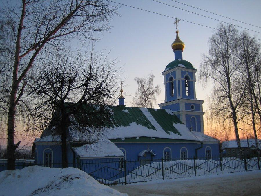 церковь, Рузаевка