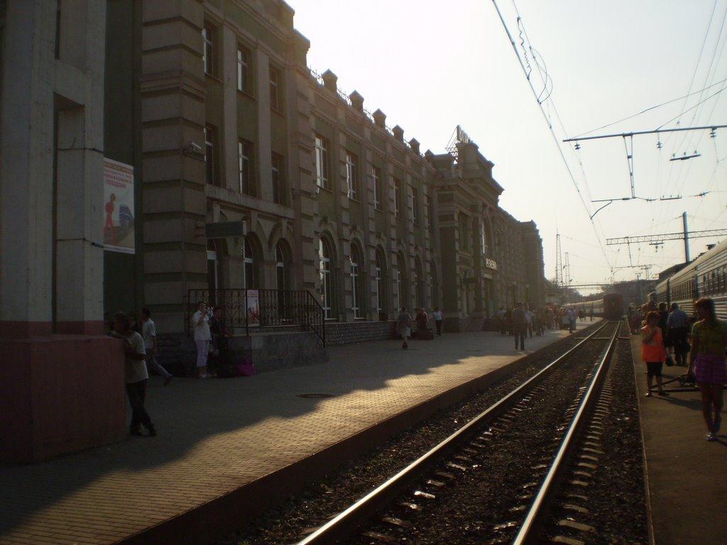 Вокзал в Рузаевке, Рузаевка