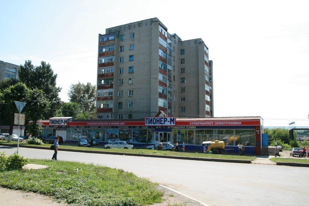 Пионер-М, Рузаевка
