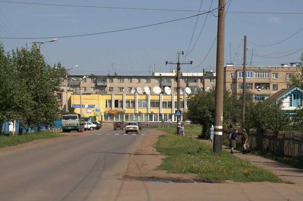 Восток, Рузаевка