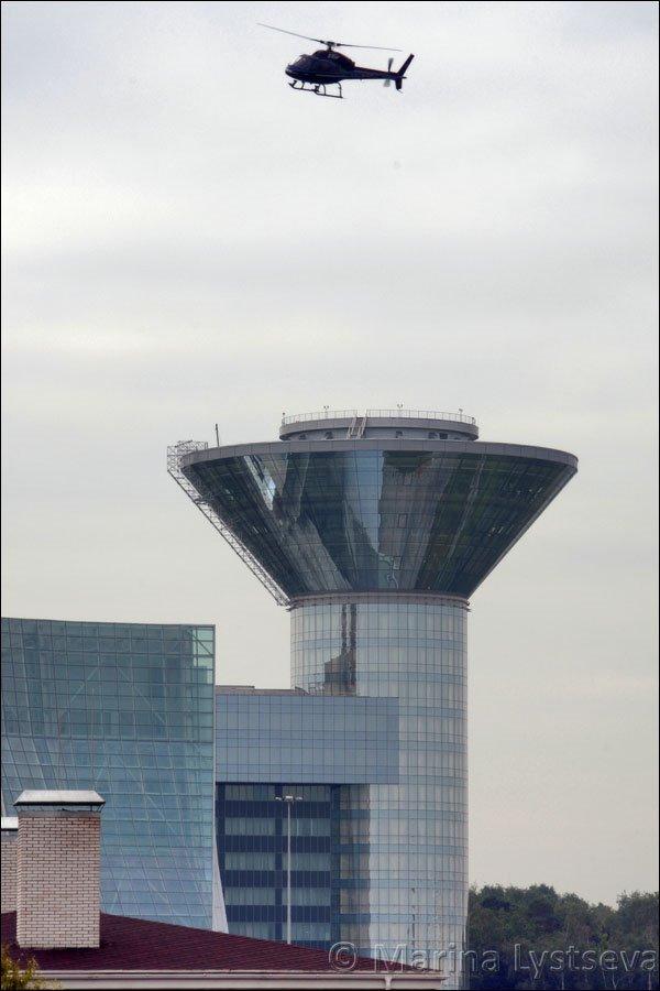 Вертолетная площадка губернатора Московской области, Вождь Пролетариата