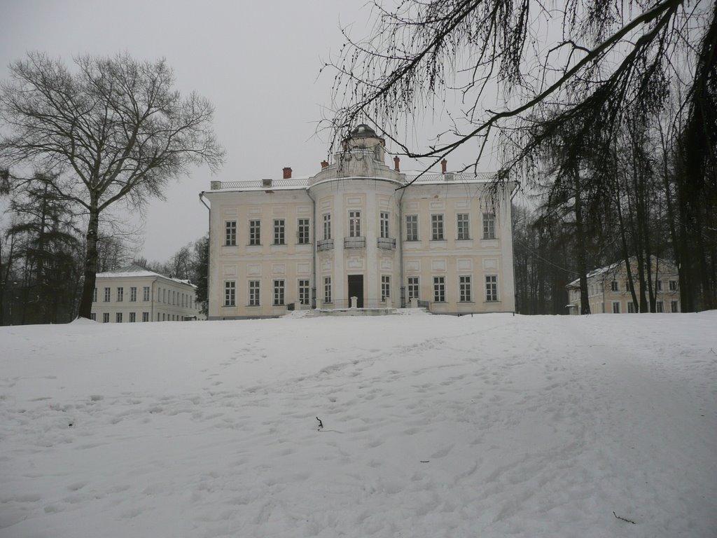 Дворец князей Голицыных в Больших Вязёмах, Голицино