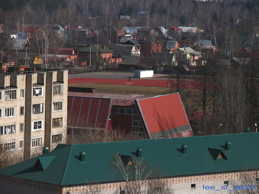 Стадион, Дедовск