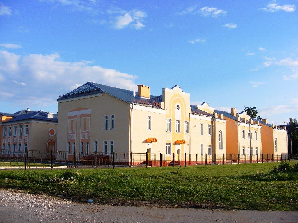 Жилёвская школа, Жилево