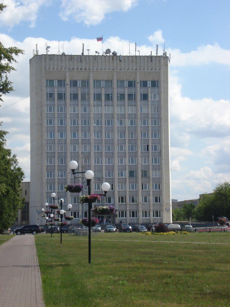 Мэрия города Жуковский, Жуковский