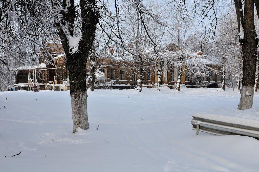 Главный дом усадьбы Красково, Красково