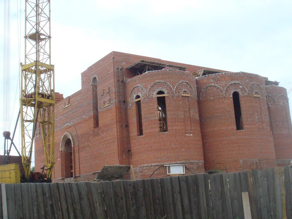 Новая церковь, Лесной Городок