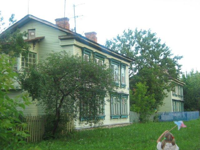 Кировский посёлок, Ликино-Дулево