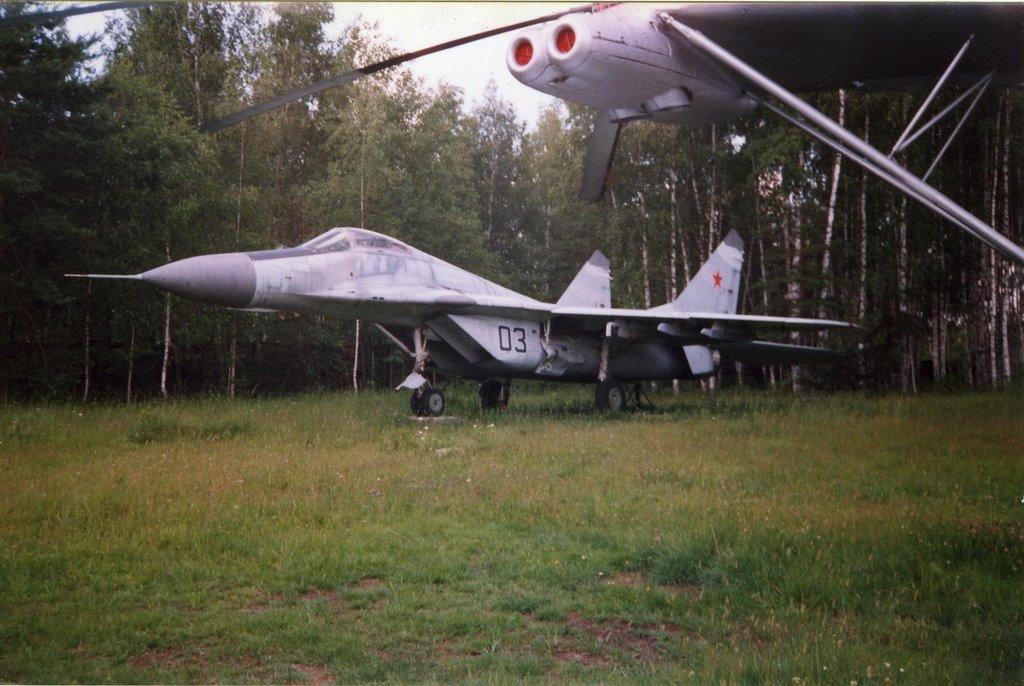 МиГ-29. Монино. Центральный музей авиации, Монино