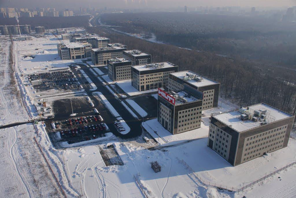 Деловой центр, Новобратцевский