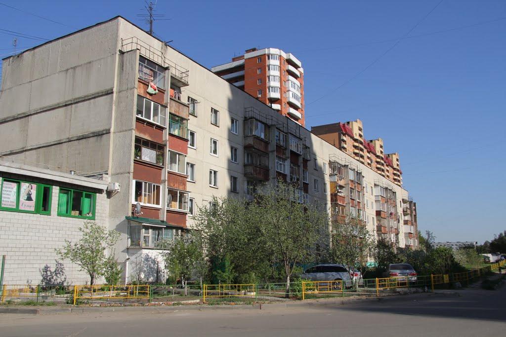 ул.Текстильщики д.7, Октябрьский