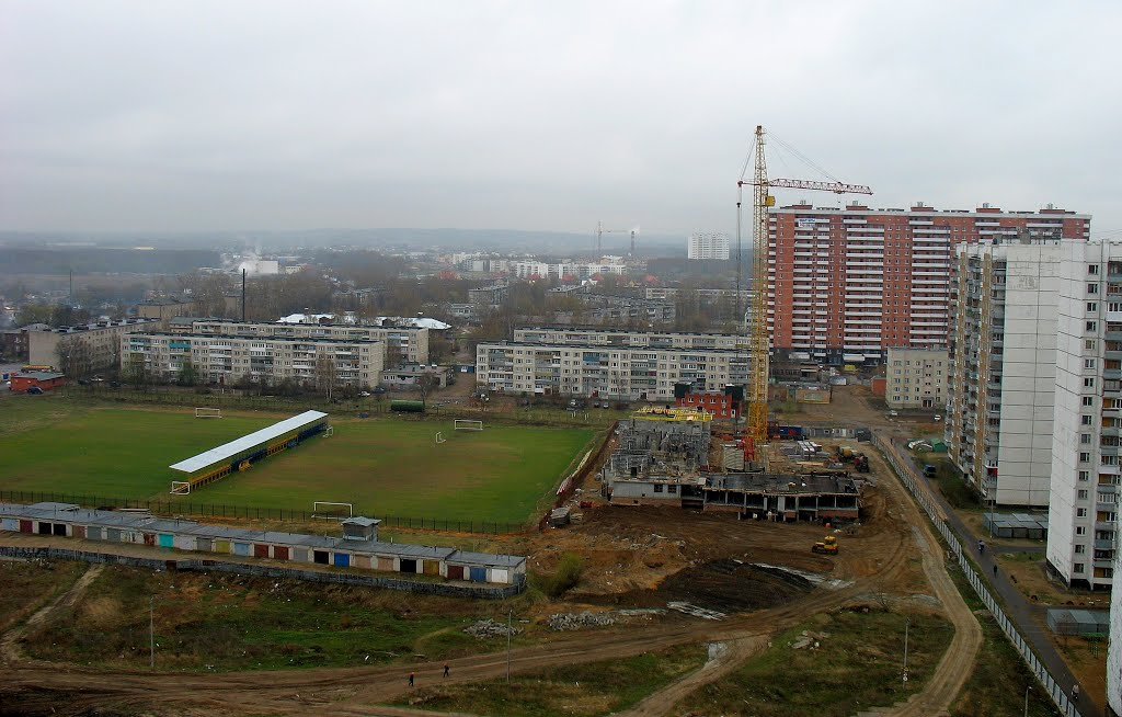 Стадион, Октябрьский