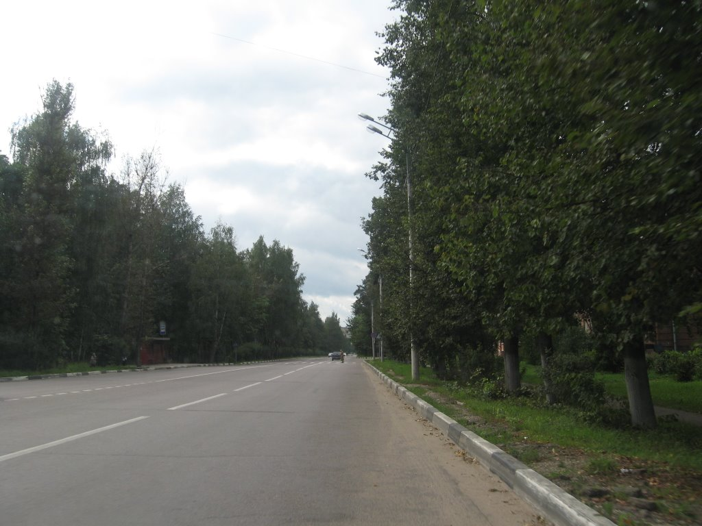 В Пушкино, Привокзальный