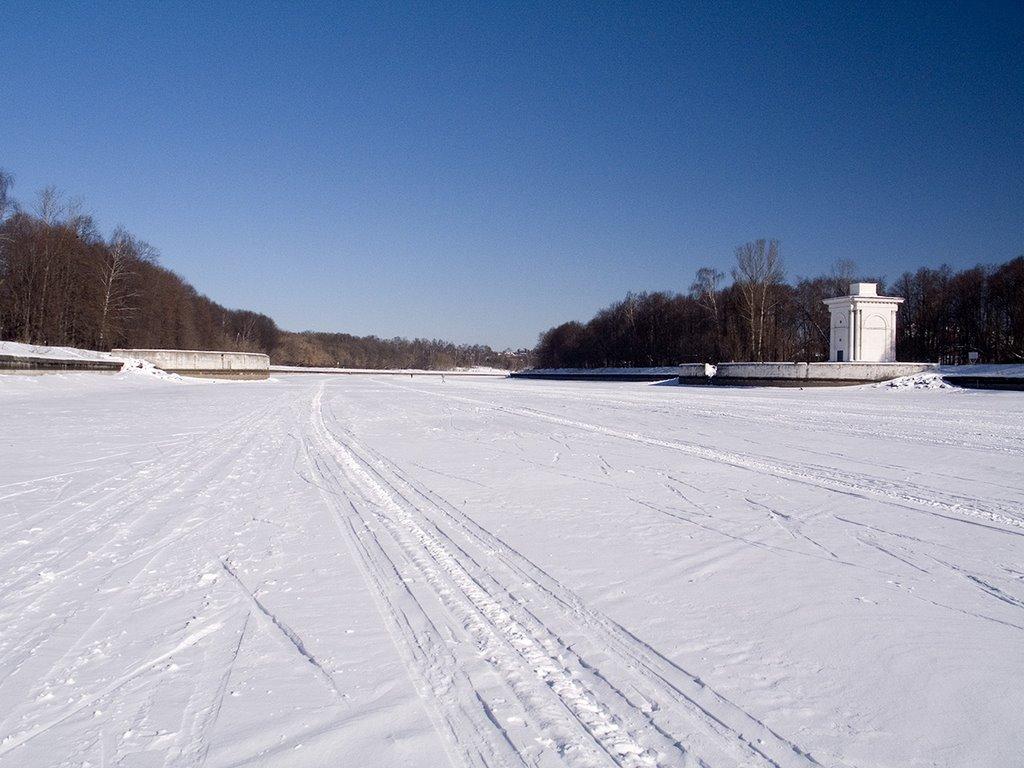 Moscow Canal, Zagradvorota #73, Старбеево