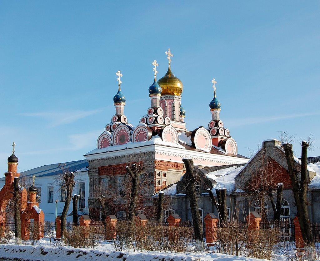 Талдом. Церковь Михаила Архангела, Талдом