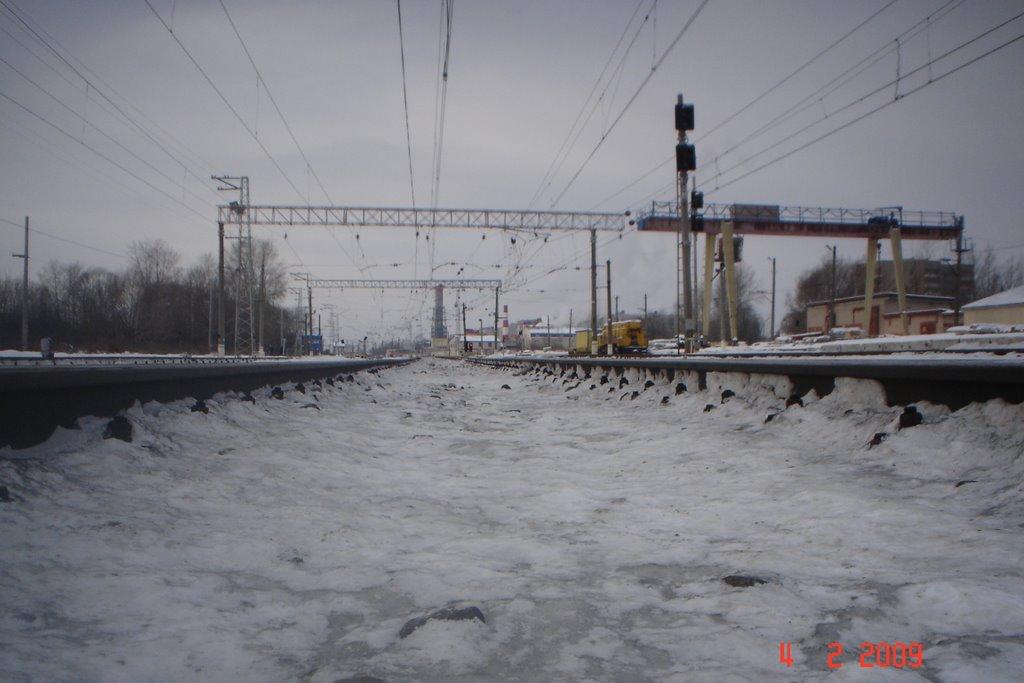 Там Москва, Текстильщик