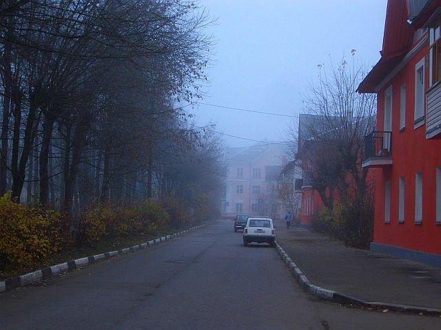 Fryazino, Lenin street, Фрязино