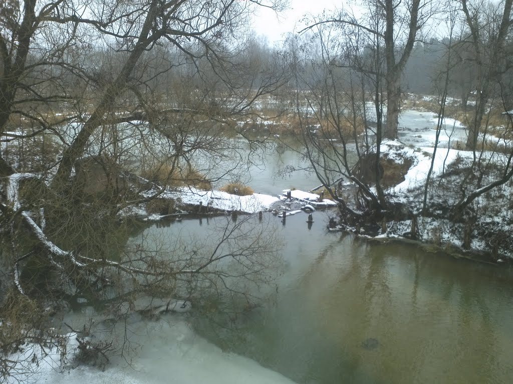Банный пруд, Фряново