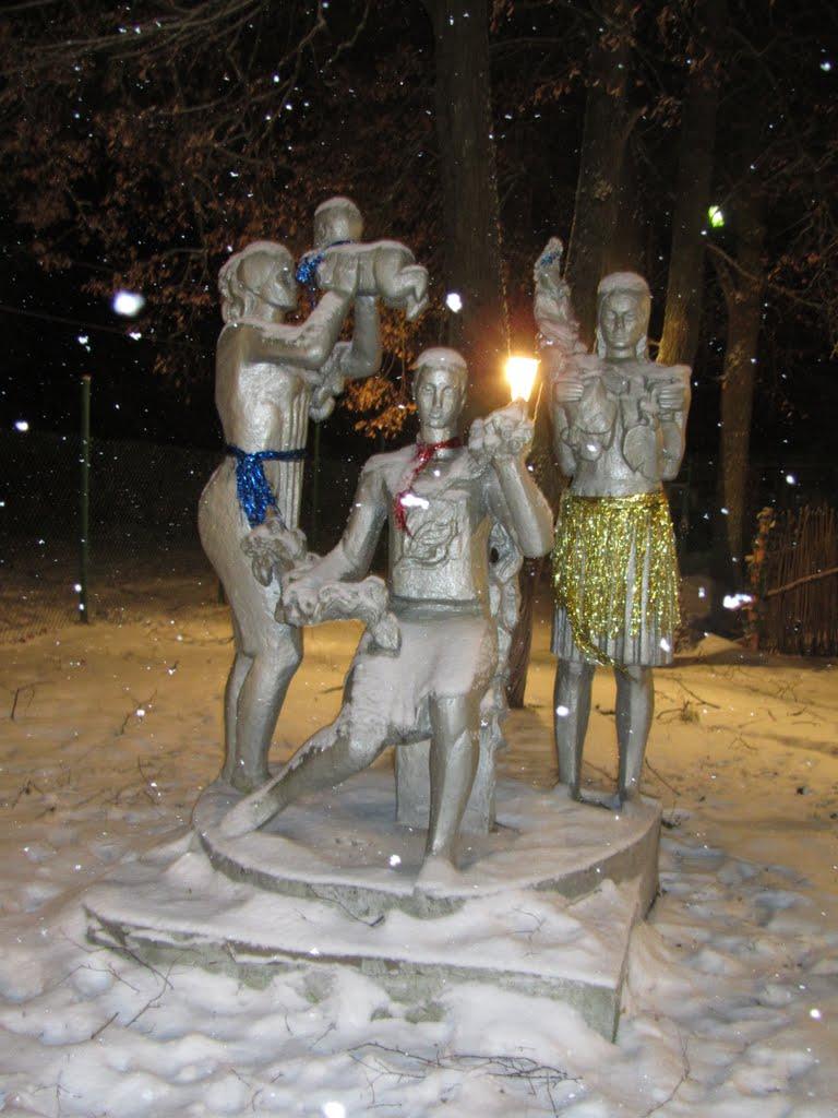 Кафе Трюфель 01.01.2012, Фряново