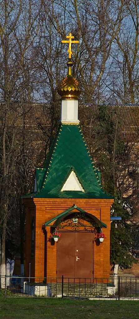 Часовня Иконы Божией Матери Живоносный Источник в Хорлово, Хорлово