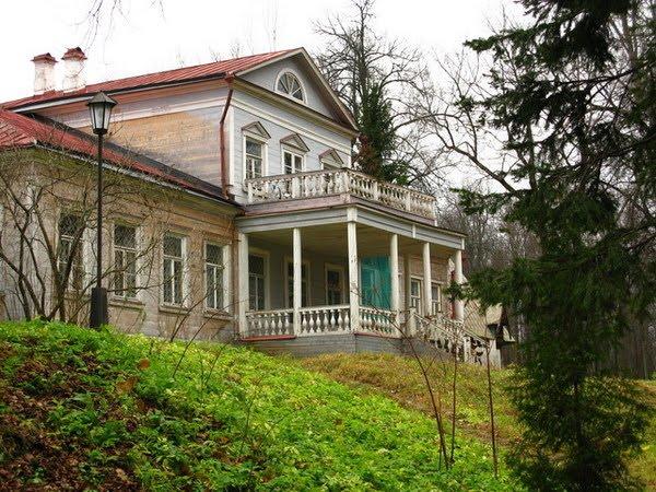 Усадьба в Абрамцево, Хотьково
