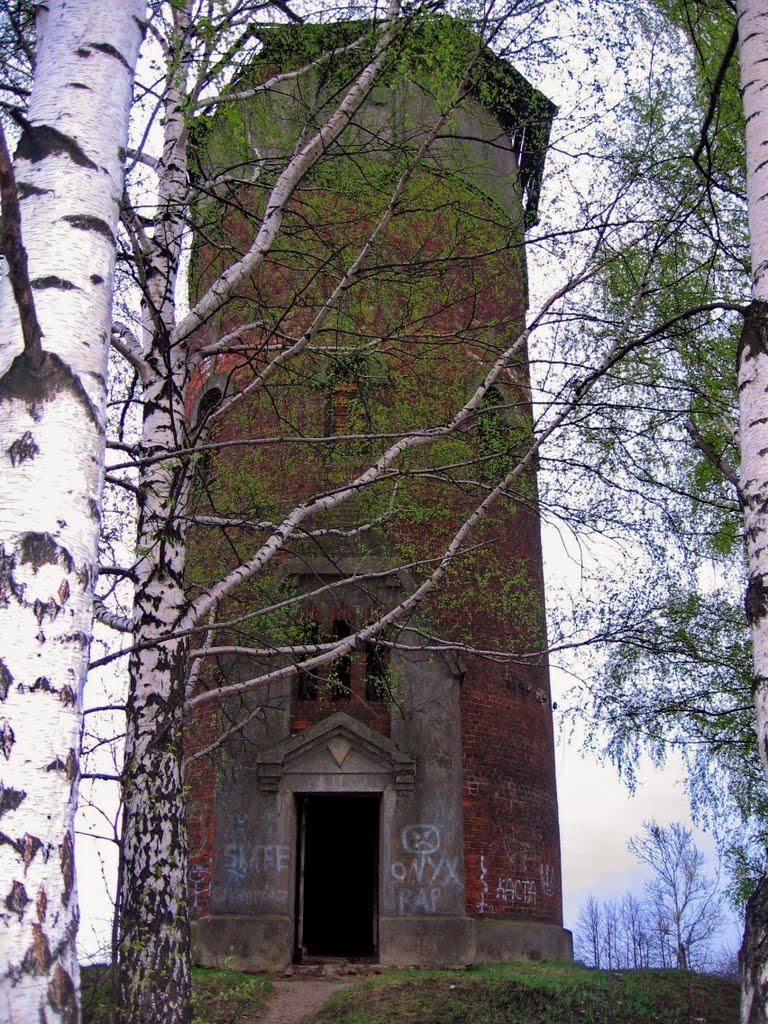 Водонапорная башня в Хотьково, Хотьково