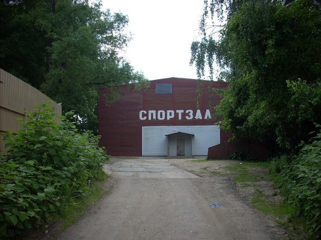 Сельский спортзал, Черкизово