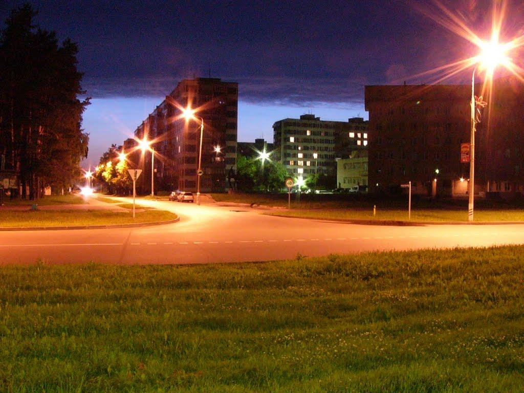 Летняя ночь, Черноголовка