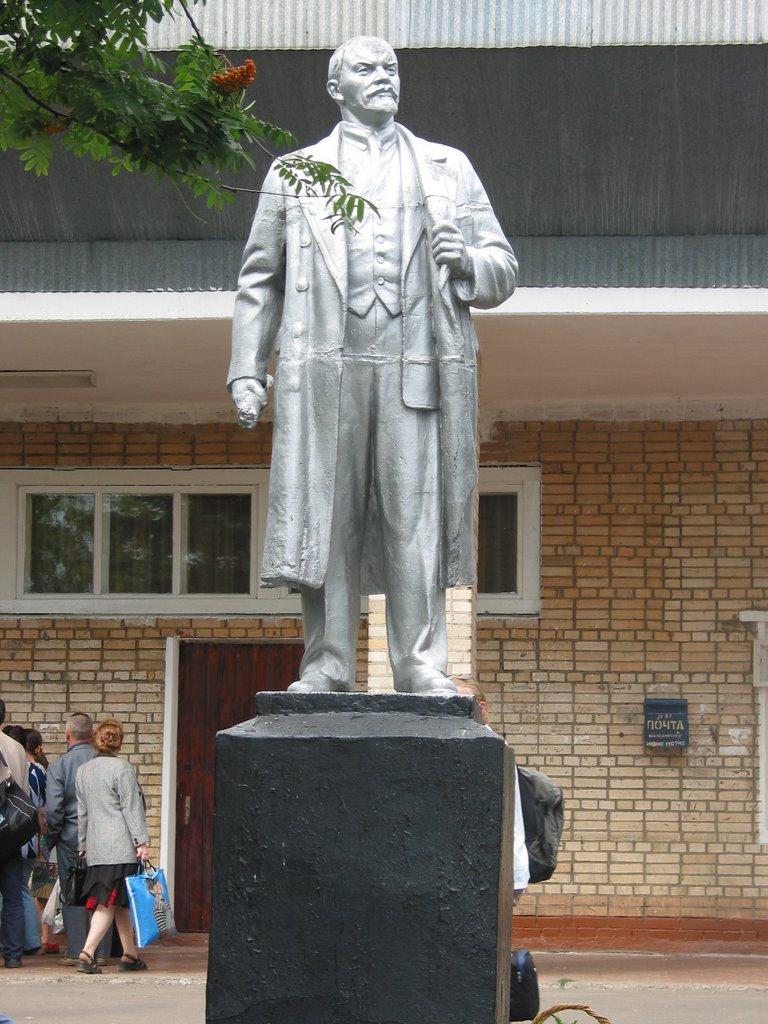 Lenin, Черусти
