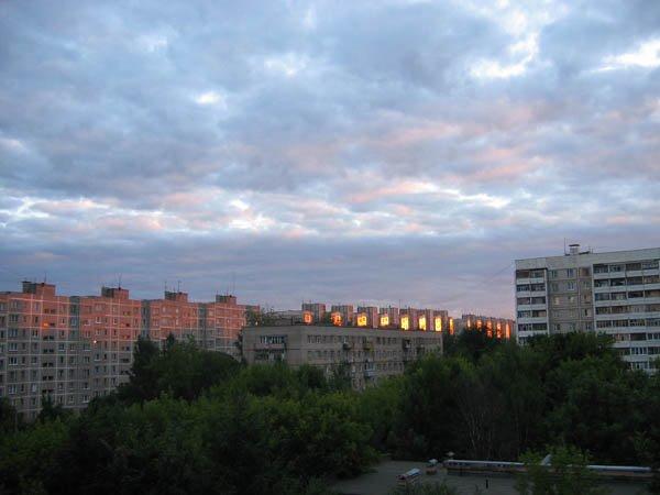 View from my window, Чехов
