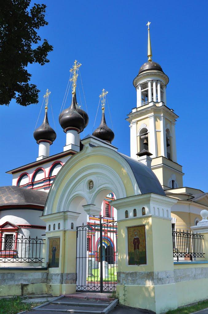 Церковь Праведной Анны, Чехов