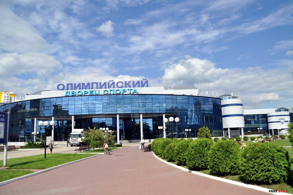 """Дворец спорта """"Олимпийский"""", Чехов"""