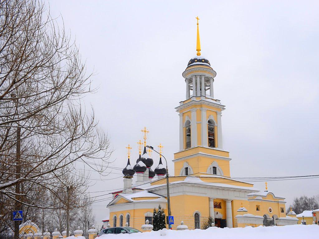 Анно Зачатьевская церковь 2013, Чехов