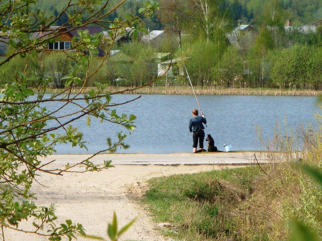 озеро, Шарапово