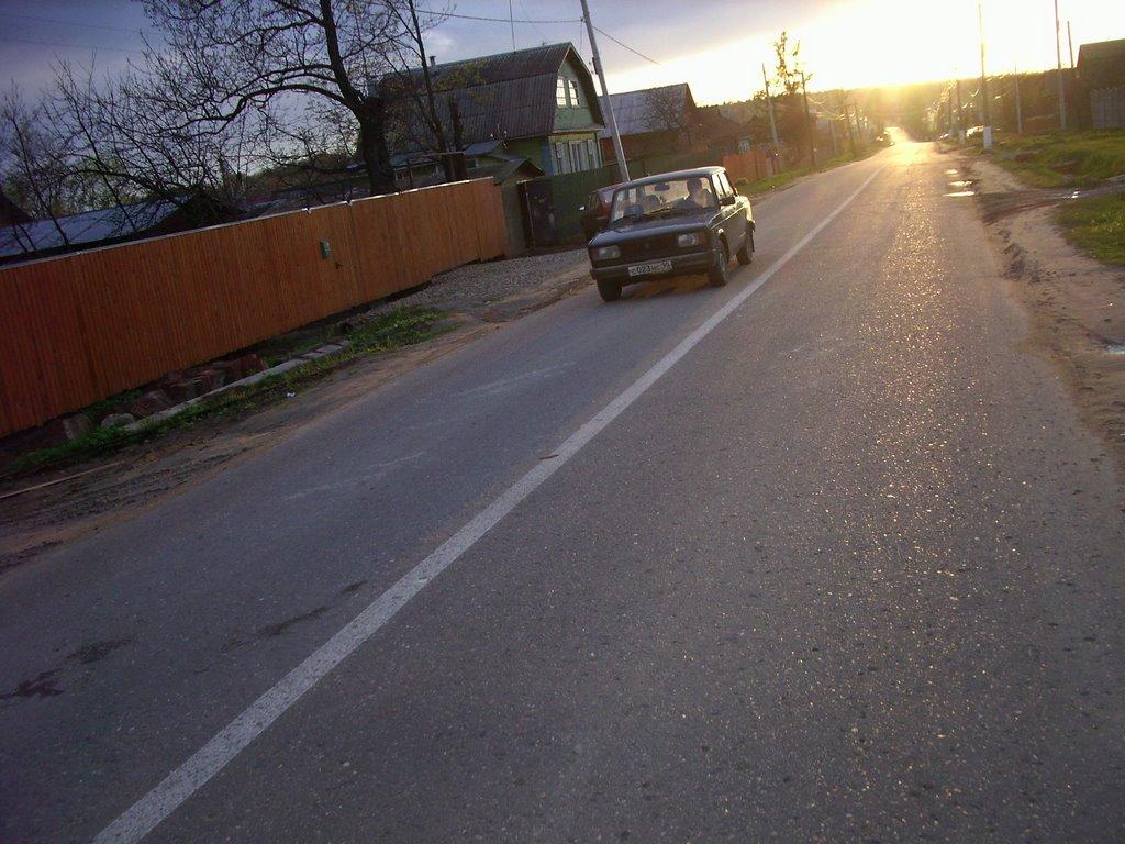 улица 2-я Советская, Шаховская