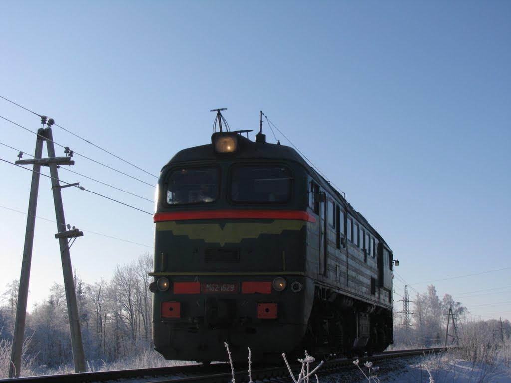 Шаховская - Муриково, Шаховская
