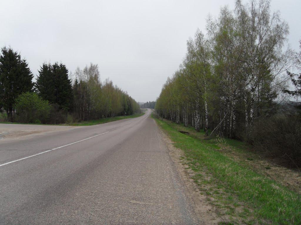 шоссе, Шаховская
