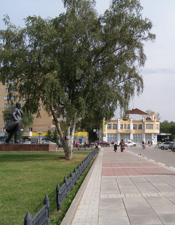 Пл. Ленина, Щелково