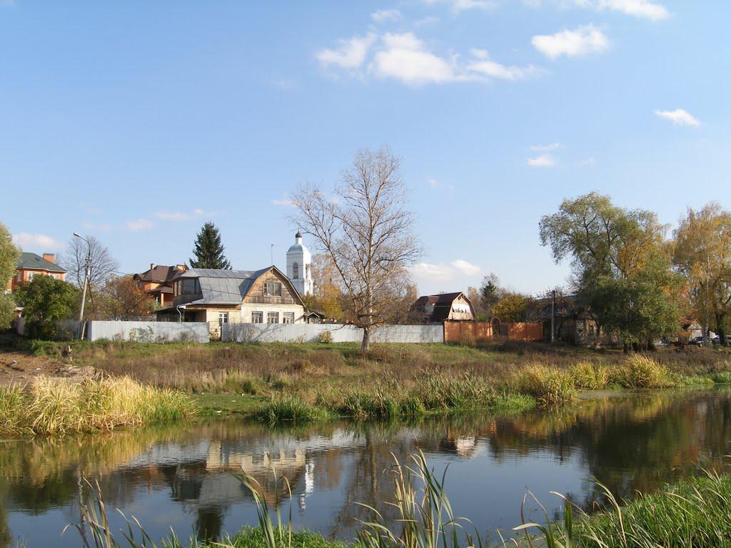 Вид на ул. Серова, Щелково