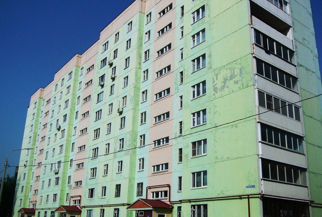 Комсомольская 10а, Щелково