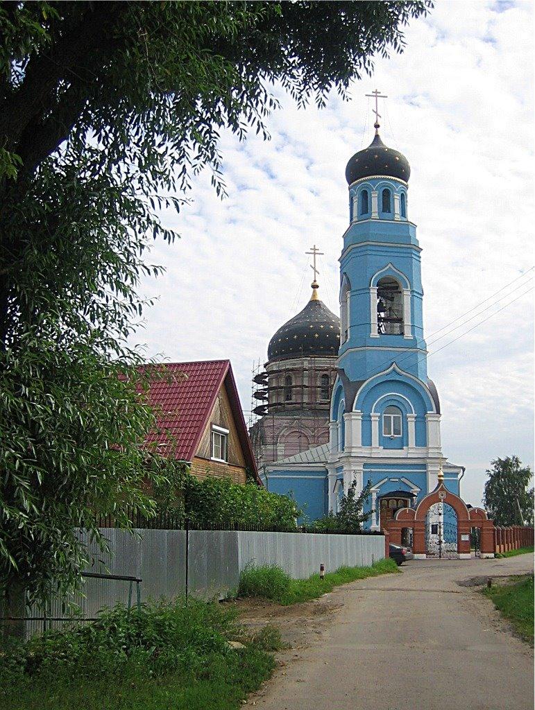 Pokrovskaya Church, a second view, Щербинка