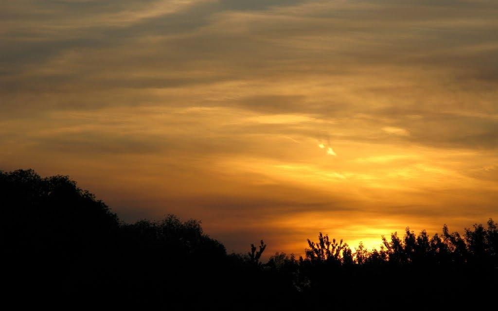 Sunset / Закат, Щербинка