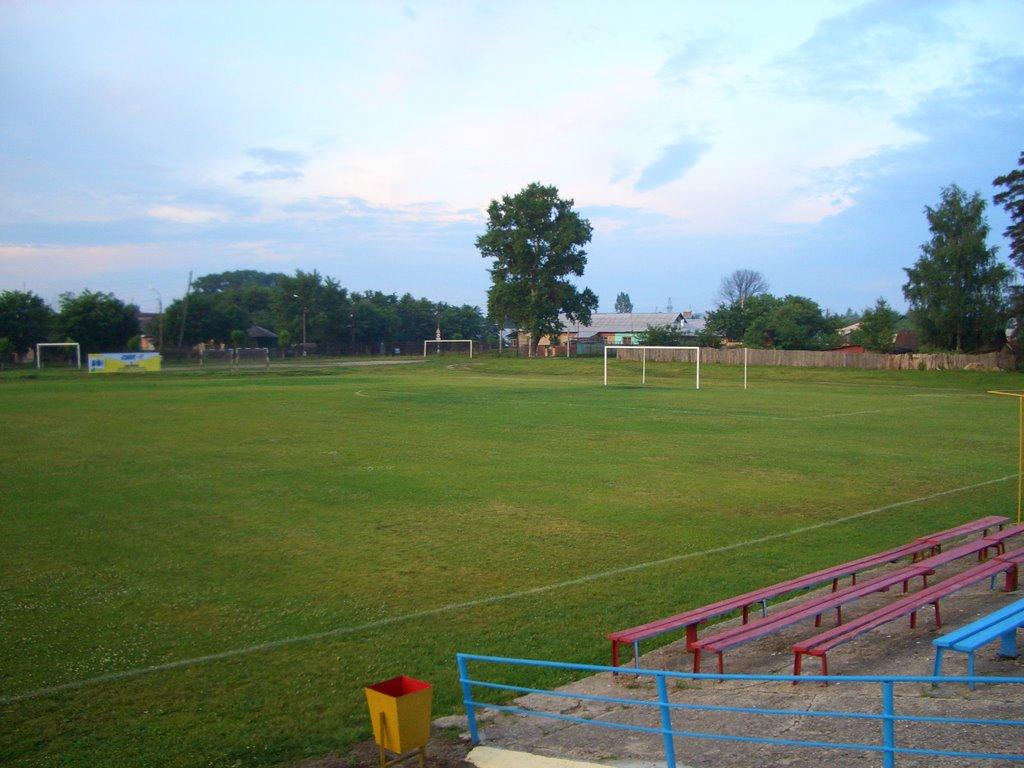 стадион, Электрогорск