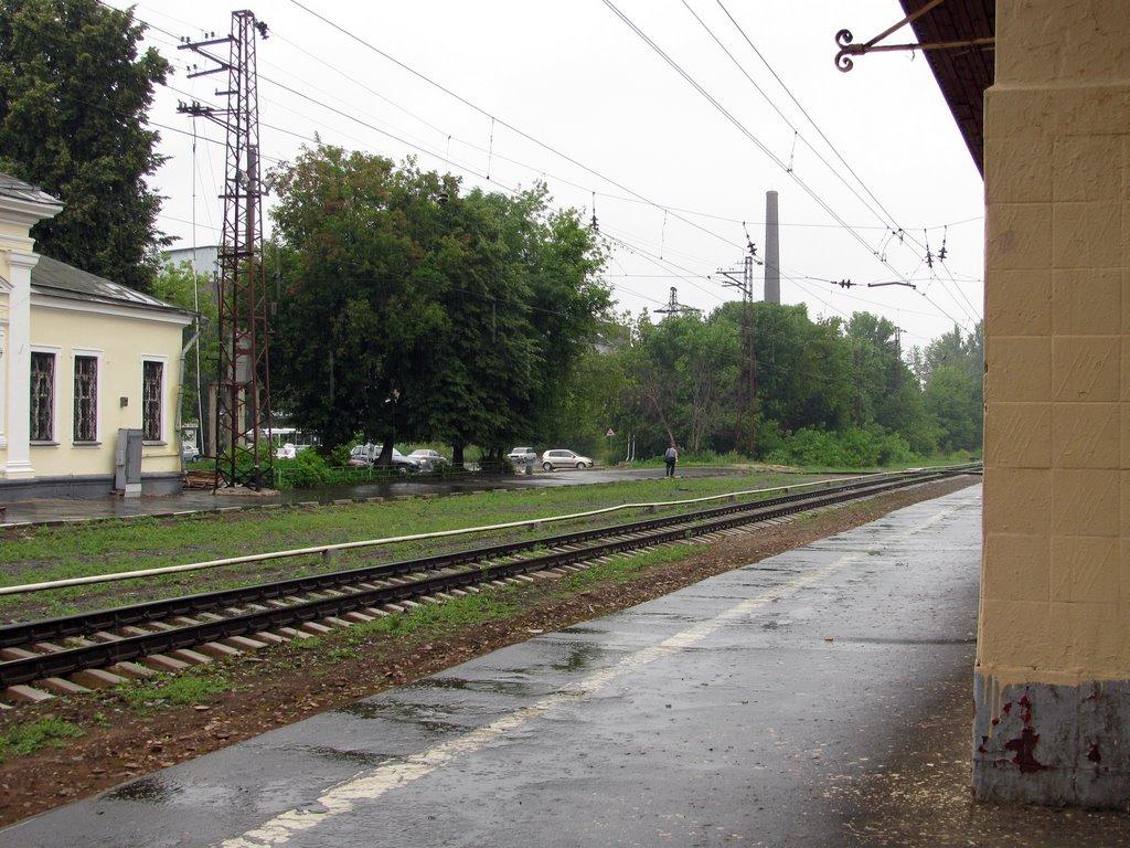 платформа Электросталь, Электросталь
