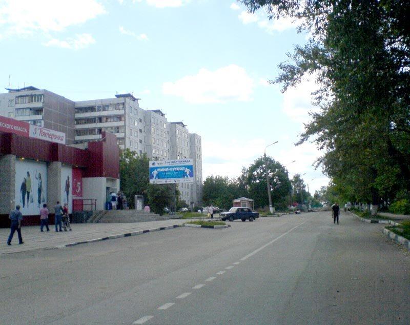 ул.Тевосяна, Электросталь