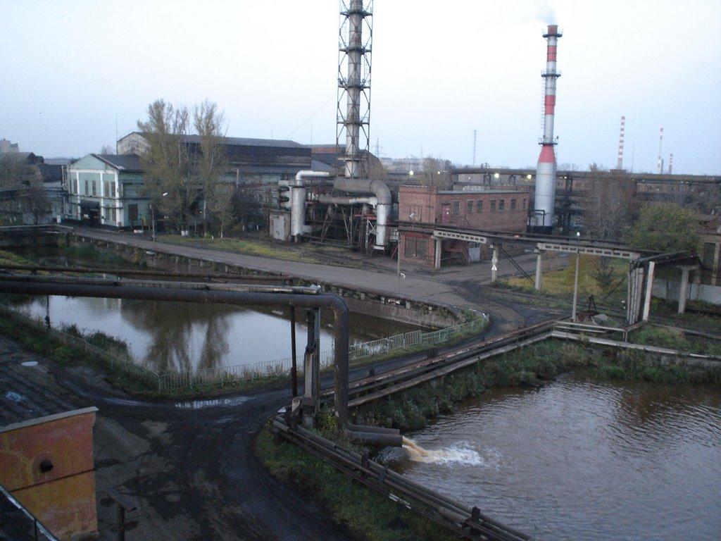 Завод Электросталь, Электросталь